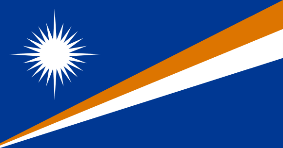 drapeau Îles Marschall